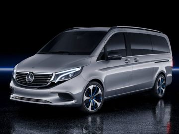 Mercedes-Benz presenteert EQV concept